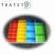 Sortimentsboxen - Sortimentskästen in 4 Farben